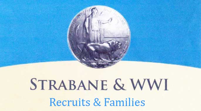 Strabane & WWI