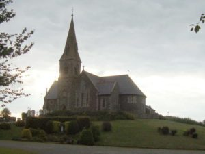 Doneyloop Chapel Urney Parish Donegal