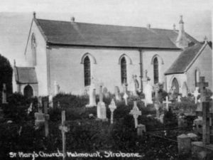 Old St Mary's Church Melmount Strabane