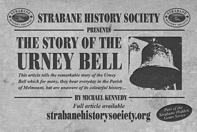 The Story of the Urney Bell by Michael G. Kennedy