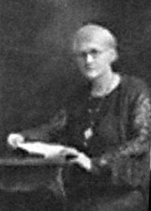ANNIE SCOTT DILL MAUNDER