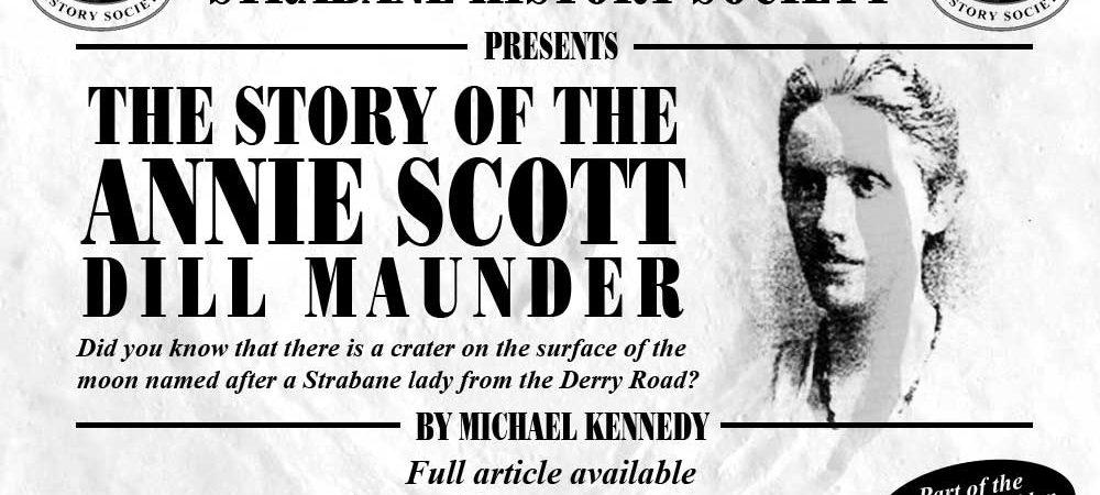 Annie Scott Dill Maunder 1868-1947